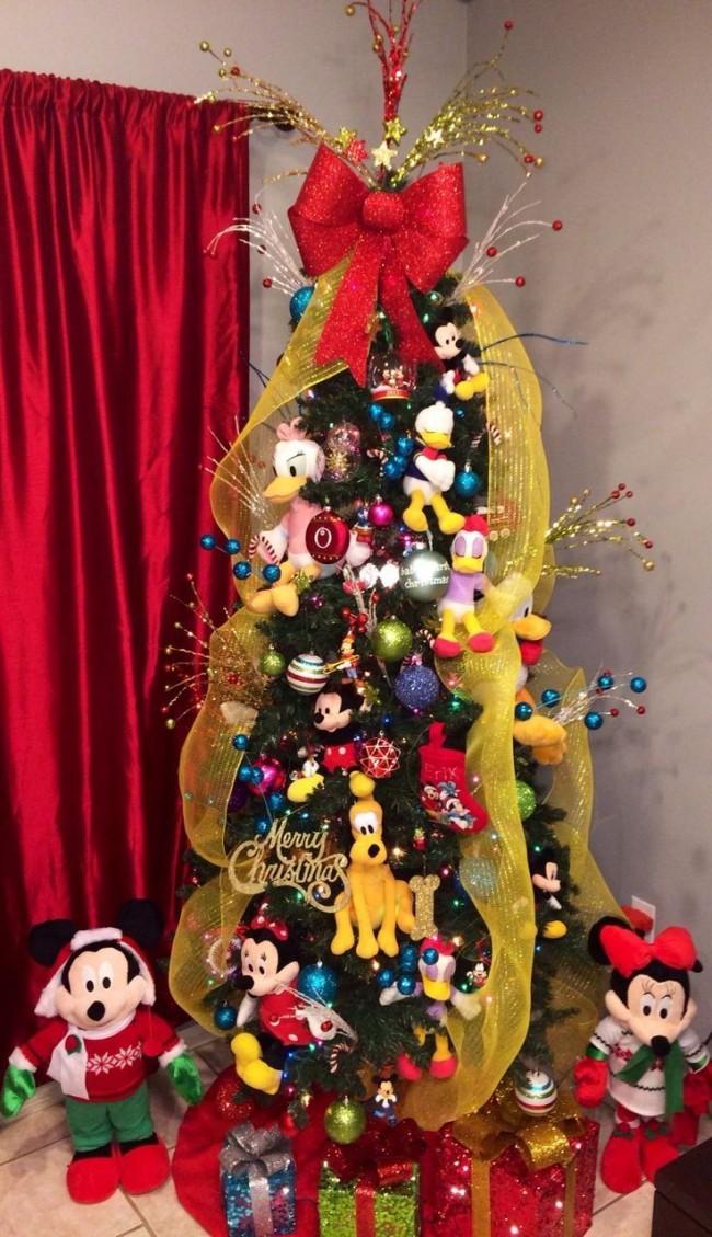 Любимые детские игрушки украсят новогоднюю елочку