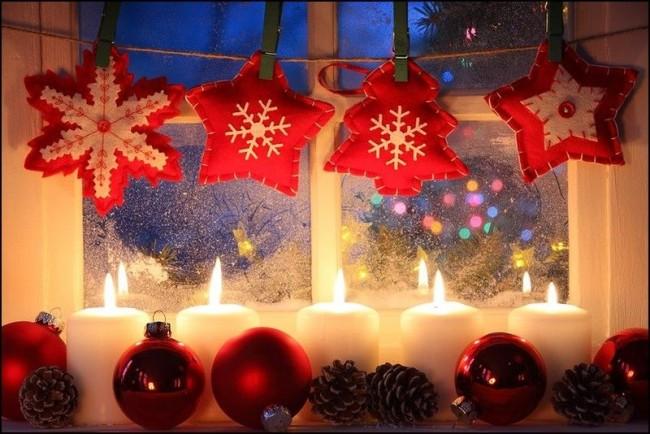 Свечи настраивают на домашний теплый лад
