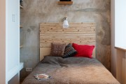 Фото 14 55+ идей узкой спальни: как сделать ремонт правильно