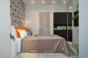 Фото 4 55+ идей узкой спальни: как сделать ремонт правильно