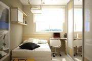 Фото 15 55+ идей узкой спальни: как сделать ремонт правильно