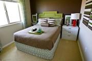 Фото 9 55+ идей узкой спальни: как сделать ремонт правильно