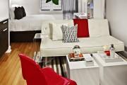 Фото 15 Лучшие идеи зонирования однокомнатной квартиры: как грамотно разграничить пространство?
