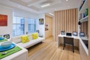 Фото 17 Лучшие идеи зонирования однокомнатной квартиры: как грамотно разграничить пространство?