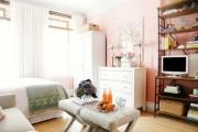Фото 19 Лучшие идеи зонирования однокомнатной квартиры: как грамотно разграничить пространство?