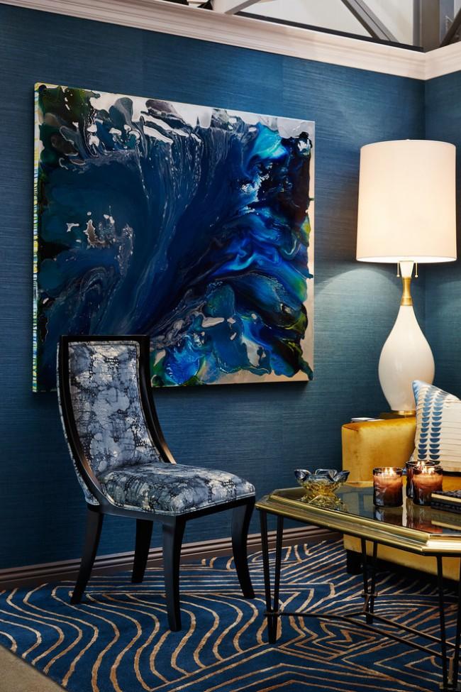 Синий, зеленый, бирюзовый - это число три по квадрату Ло-Шу. Их стихия - Дерево, энергия - Янь. Направление - восток (67,5 - 112,5). Предметы: деревянная мебель, скульптуры