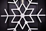 Фото 17 55 идей декора двери своими руками: фото, советы, мастер-классы