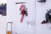 Фото 22 55 идей декора двери своими руками: фото, советы, мастер-классы