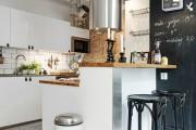 Фото 1 55 фото дизайна кухни 6 кв. м.: как правильно организовать пространство