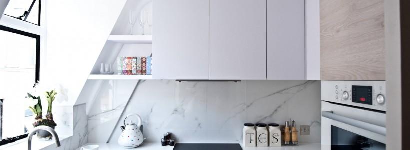 55 фото дизайна кухни 6 кв. м.: как правильно организовать пространство