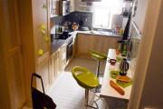 Фото 2 55 фото дизайна кухни 6 кв. м.: как правильно организовать пространство