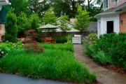 Фото 14 50 идей газона своими руками: как и когда сеять газонную траву