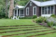 Фото 18 50 идей газона своими руками: как и когда сеять газонную траву