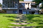 Фото 20 50 идей газона своими руками: как и когда сеять газонную траву