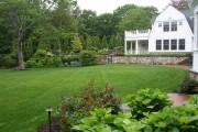 Фото 22 50 идей газона своими руками: как и когда сеять газонную траву