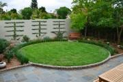 Фото 7 50 идей газона своими руками: как и когда сеять газонную траву