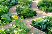 Фото 4 70+ идей грядок на даче: красивые, «умные», «ленивые» – всё, что нужно знать огороднику!