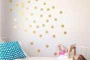 Фото 29 45+ декоративных наклеек для интерьера на стены (фото)