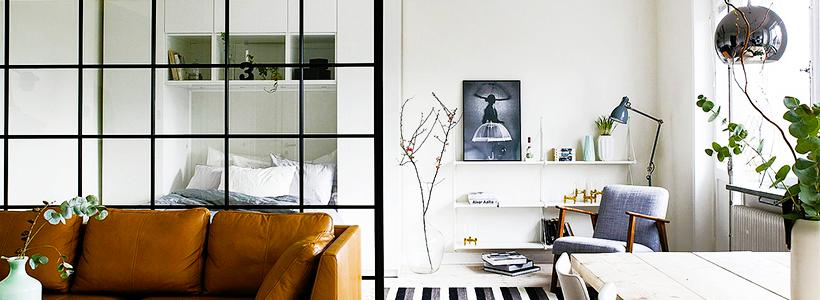 Лучшие идеи зонирования однокомнатной квартиры: как грамотно разграничить пространство?