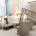 Двусветная гостиная: 5 советов по оформлению от дизайн-студии фото