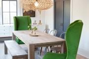 Фото 2 75 идей дизайна столовой: обедаем с удовольствием
