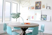 Фото 3 Дизайн кухни-столовой в квартире и частном доме (95+ фото): обедаем с удовольствием!