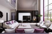 Фото 2 Двусветная гостиная: 5 советов по оформлению от дизайн-студии