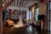 Фото 3 60 идей балок на потолке: современное решение для интерьера