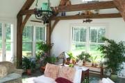 Фото 27 60 идей балок на потолке: современное решение для интерьера