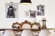 Фото 23 55 идей стиля барокко в интерьере и советы по оформлению