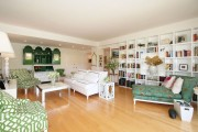 Фото 10 80+ идей дизайна интерьера белой гостиной: в каких стилях уместен?