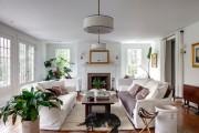 Фото 12 60 идей дизайна интерьера белой гостиной: в каких стилях уместен?