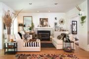 Фото 15 60 идей дизайна интерьера белой гостиной: в каких стилях уместен?