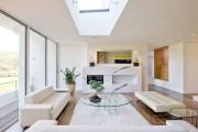 Фото 16 60 идей дизайна интерьера белой гостиной: в каких стилях уместен?