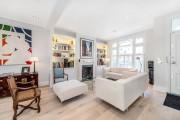 Фото 20 80+ идей дизайна интерьера белой гостиной: в каких стилях уместен?