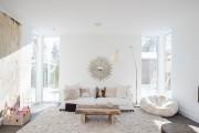 Фото 25 80+ идей дизайна интерьера белой гостиной: в каких стилях уместен?