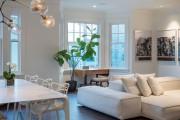 Фото 26 60 идей дизайна интерьера белой гостиной: в каких стилях уместен?