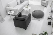 Фото 30 60 идей дизайна интерьера белой гостиной: в каких стилях уместен?