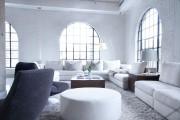 Фото 35 60 идей дизайна интерьера белой гостиной: в каких стилях уместен?