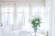 Фото 32 60 идей дизайна интерьера белой гостиной: в каких стилях уместен?