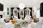 Фото 1 80+ идей дизайна интерьера белой гостиной: в каких стилях уместен?
