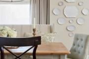 Фото 17 Декоративные тарелки на стену: 120+ ярких и запоминающихся фотоидей для уютного интерьера