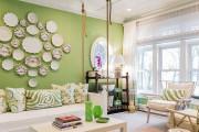 Фото 15 Декоративные тарелки на стену: 120+ ярких и запоминающихся фотоидей для уютного интерьера
