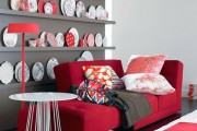 Фото 27 Декоративные тарелки на стену: 120+ ярких и запоминающихся фотоидей для уютного интерьера
