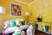 Фото 16 Декоративные тарелки на стену: 120+ ярких и запоминающихся фотоидей для уютного интерьера