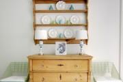 Фото 29 Декоративные тарелки на стену: 120+ ярких и запоминающихся фотоидей для уютного интерьера