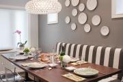Фото 10 Декоративные тарелки на стену: 120+ ярких и запоминающихся фотоидей для уютного интерьера