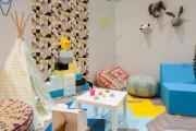 Фото 23 65 идей оформления стен в детской комнате