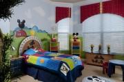 Фото 25 65 идей оформления стен в детской комнате