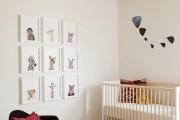 Фото 10 65 идей оформления стен в детской комнате